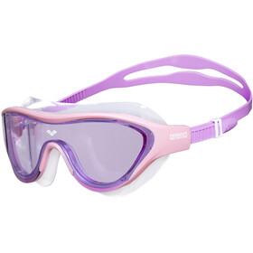 arena The One Mask Kids, pink/pink/violet